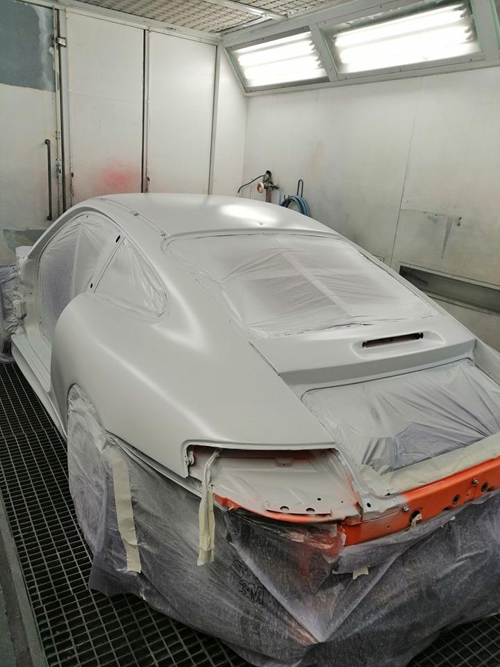 Porsche orange
